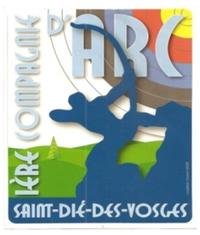 Logo Arc Saint Dié des Vosges